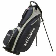 Seattle Seahawks Wilson NFL Carry Golf Bag