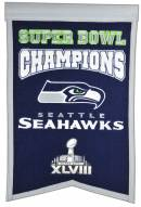 Seattle Seahawks Champs Banner