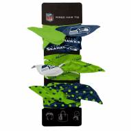 Seattle Seahawks Wired Hair Tie