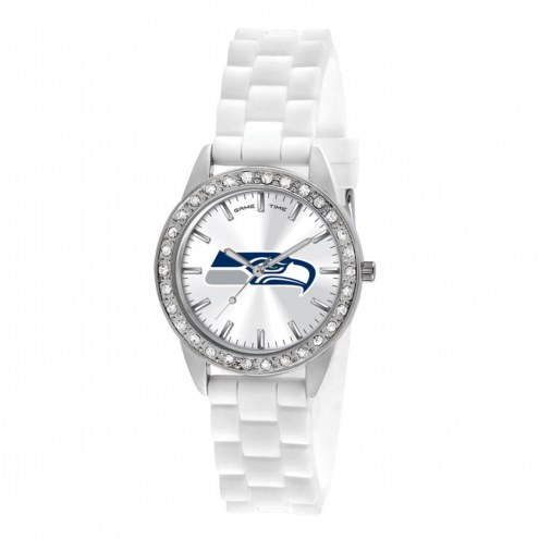 Seattle Seahawks Women's Frost Watch