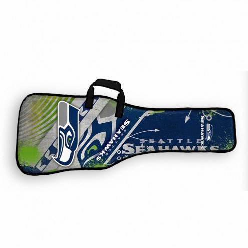 Seattle Seahawks Woodrow Electric Guitar Gig Bag