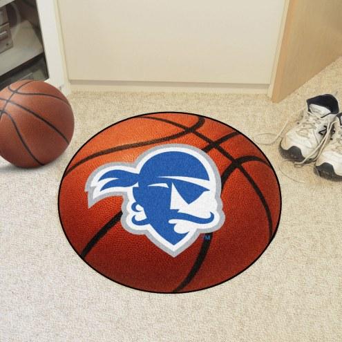 Seton Hall Pirates Basketball Mat