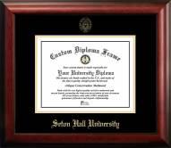 Seton Hall Pirates Gold Embossed Diploma Frame