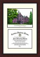 Seton Hall Pirates Legacy Scholar Diploma Frame