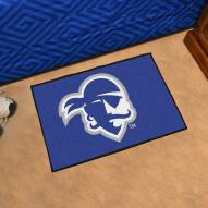 Seton Hall Pirates Starter Rug