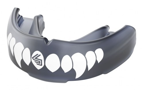 Shock Doctor Fang Youth Braces Strapless Mouthguard