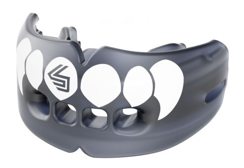 Shock Doctor Fang Youth Double Braces Strapless Mouthguard