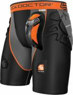 Shock Doctor Men's Ultra Shockskin Hockey Shorts w/Carbon Flex Cup