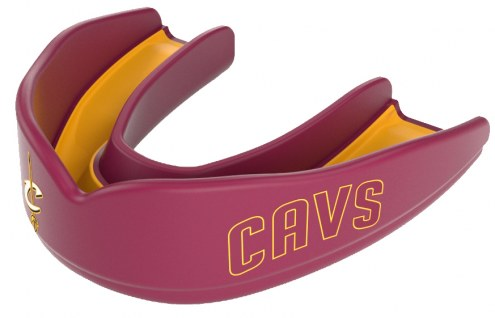 Shock Doctor Superfit NBA Cleveland Cavaliers Youth Strapless Mouth Guard