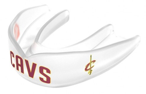 Shock Doctor Superfit NBA Cleveland Cavaliers Youth Strapless Mouthguard - Clear