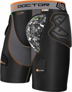 Shock Doctor Youth Ultra Shockskin Hockey Shorts w/Aircore Hard Cup