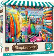 Shopkeepers Beach Side Gear 750 Piece Puzzle