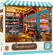 Shopkeepers Henry's General Store 750 Piece Puzzle