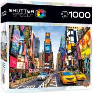 Shutterspeed Times Square 1000 Piece Puzzle