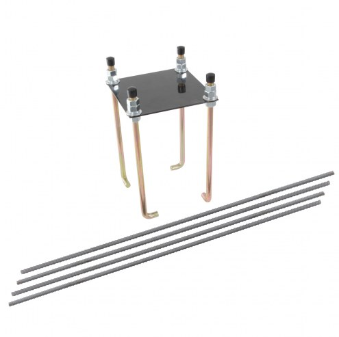 Silverback 7-Inch Anchor System