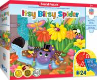 Sing-A-Long Itsy Bitsy Spider 24 Piece Sound Puzzle