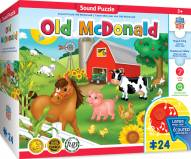 Sing-A-Long Old McDonald 24 Piece Sound Puzzle