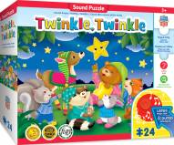 Sing-A-Long Twinkle Twinkle 24 Piece Sound Puzzle