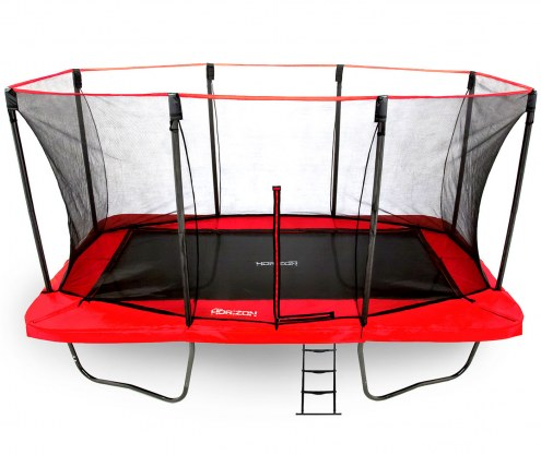 Skybound Horizon 11' x 18' Rectangle Trampoline with Safety Net