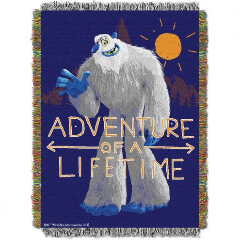 Smallfoot Adventure of a Lifetime Throw Blanket