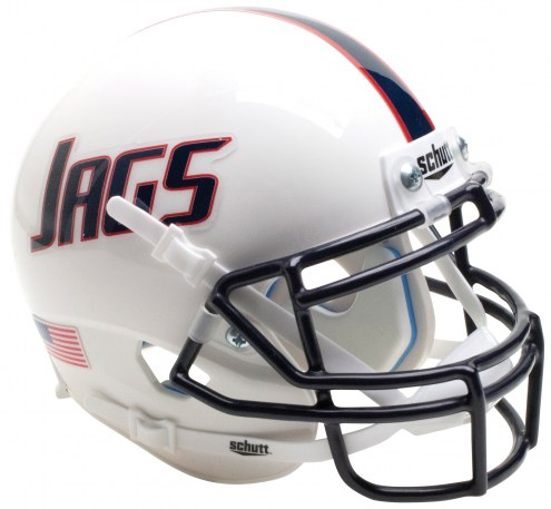 South Alabama Jaguars Alternate 2 Schutt Mini Football Helmet