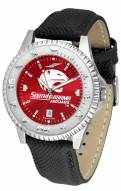 South Alabama Jaguars Competitor AnoChrome Men's Watch
