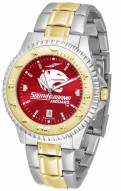 South Alabama Jaguars Competitor Two-Tone AnoChrome Men's Watch