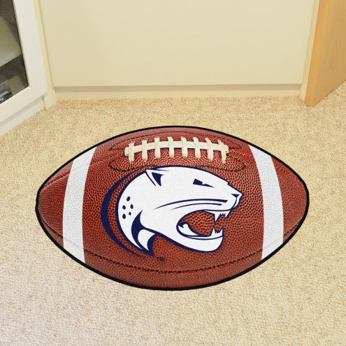 South Alabama Jaguars Football Floor Mat