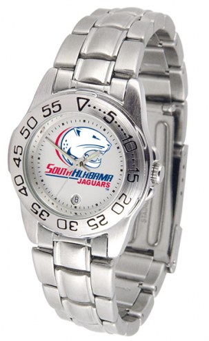 South Alabama Jaguars Sport Steel Women's Watch