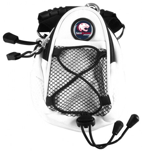 South Alabama Jaguars White Mini Day Pack