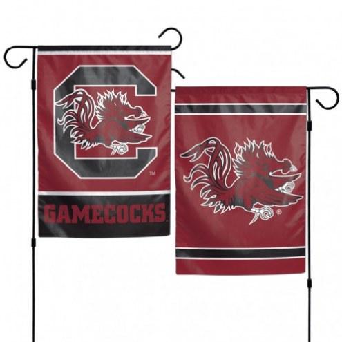 "South Carolina Gamecocks 11"" x 15"" Garden Flag"