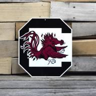"South Carolina Gamecocks 12"" Steel Logo Sign"