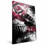"South Carolina Gamecocks 16"" x 24"" Spirit Canvas Print"