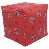 "South Carolina Gamecocks 18"" x 18"" Cube Cushion"
