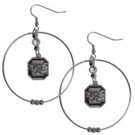 "South Carolina Gamecocks 2"" Hoop Earrings"