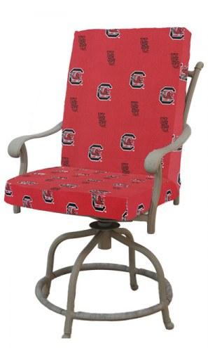 South Carolina Gamecocks 2 Piece Chair Cushion
