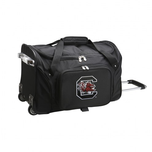 "South Carolina Gamecocks 22"" Rolling Duffle Bag"