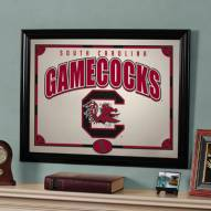 "South Carolina Gamecocks 23"" x 18"" Mirror"