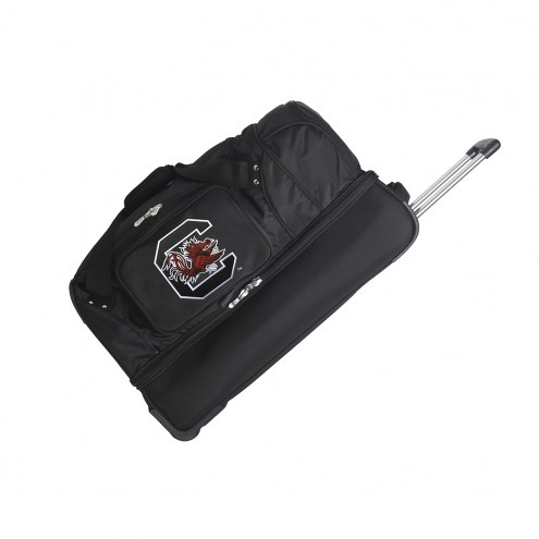 "South Carolina Gamecocks 27"" Drop Bottom Wheeled Duffle Bag"