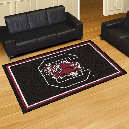 South Carolina Gamecocks 5' x 8' Area Rug