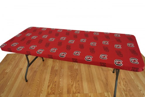 South Carolina Gamecocks 6' Logo Table Cover