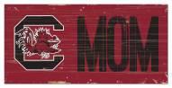 """South Carolina Gamecocks 6"""" x 12"""" Mom Sign"""