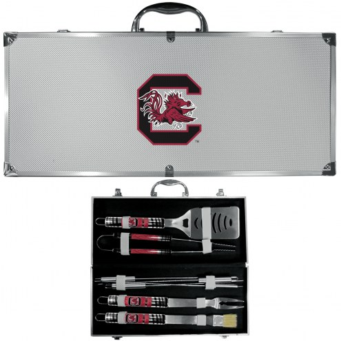 South Carolina Gamecocks 8 Piece Tailgater BBQ Set