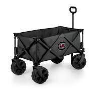 South Carolina Gamecocks Adventure Wagon with All-Terrain Wheels