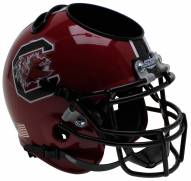 South Carolina Gamecocks Alternate 1 Schutt Football Helmet Desk Caddy