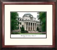 South Carolina Gamecocks Alumnus Framed Lithograph