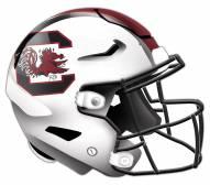 South Carolina Gamecocks Authentic Helmet Cutout Sign