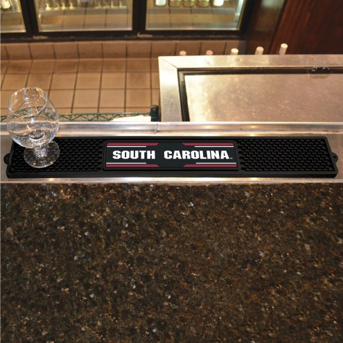 South Carolina Gamecocks Bar Mat