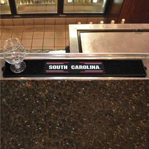 South Carolina Gamecocks Bar Mat