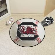 South Carolina Gamecocks Baseball Rug